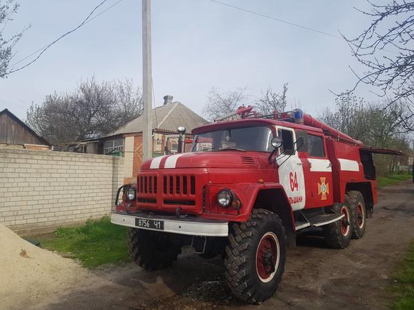 На Харьковщине в частном доме произошло ЧП (фото)