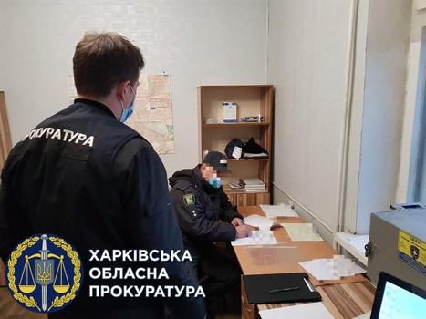 Харьковские правоохранители больше года искали виновников масштабной аварии (фото)