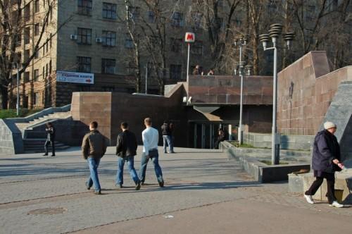 6 мая в истории Харькова: открыли третью линия метрополитена