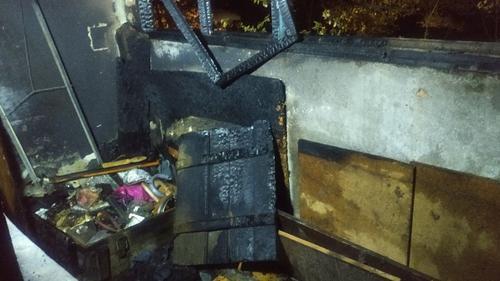 ЧП в Харькове: из здания экстренно вывели двенадцать человек (фото)
