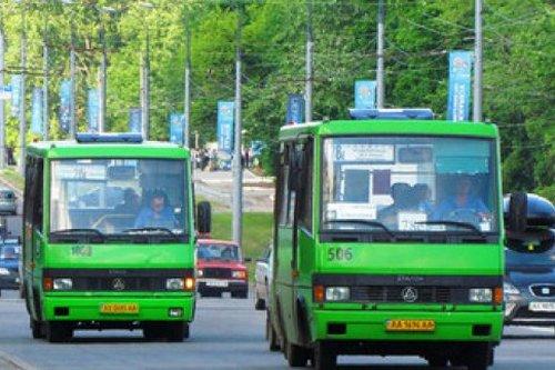 В Харькове изменили график работы автобусов