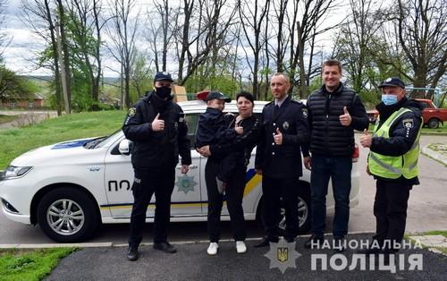 Необычный правоохранитель появился на Харьковщине (фото, видео)