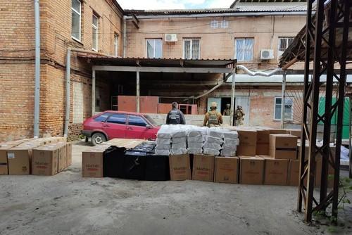 Харьковские правоохранители пошли на радикальные меры (фото)