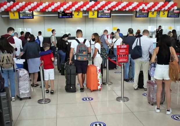 Самые популярные авиарейсы из Харькова. Куда чаще летали в апреле