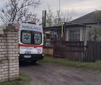 Парализовало: на Харьковщине спасатели пришли на помощь медикам (фото)