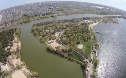 Стало известно, когда в Харькове реконструируют Журавлевский гидропарк