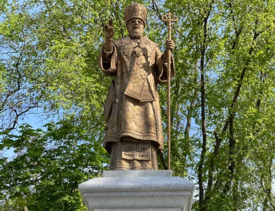 В Харькове открыли новый памятник (фото)