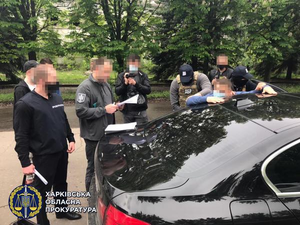 В Харькове судья требовал внушительную «благодарность» у предпринимателя