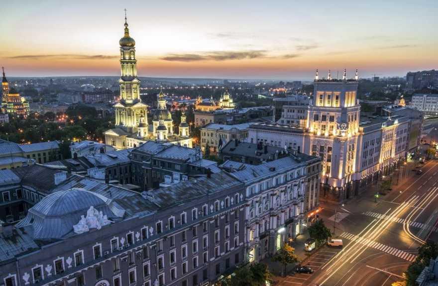 Жителям Харькова выдадут специальные карточки со скидками