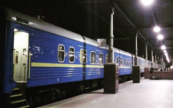 Поезд, который курсирует по харьковскому направлению, меняет график движения