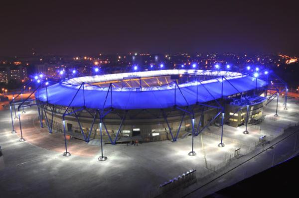 Большой футбол в Харькове: часть улиц перекроют