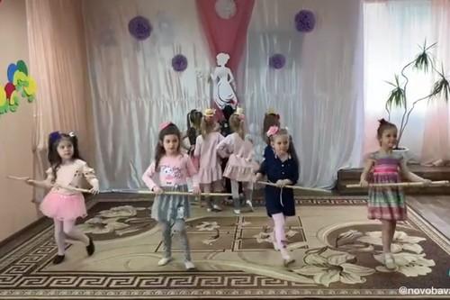 Харьковским дошкольникам устроили батл. Победителей определят онлайн-зрители