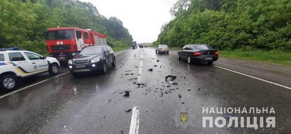 Смертельное ДТП на окружной дороге: стали известны подробности (фото)