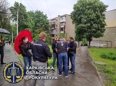 Харьковский спасатель угодил в громкий скандал (фото)