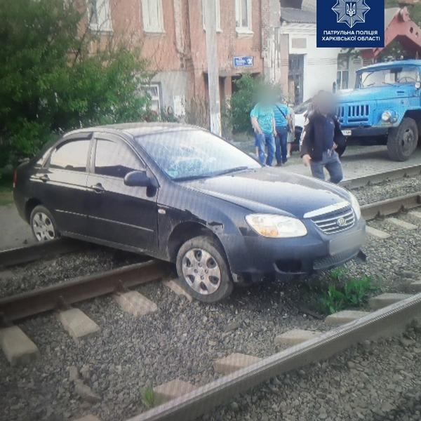 В Харькове мужчина выдал себя с головой (фото)