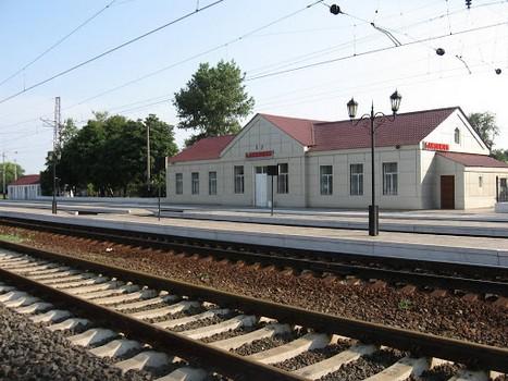 Возле вокзала на Харьковщине мужчине сломали нос