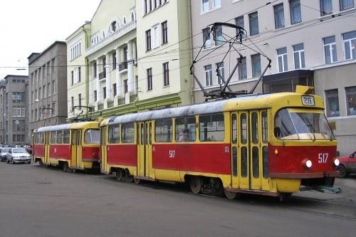 3 июня в истории Харькова: решили демонтировать трамвайные пути в центре города