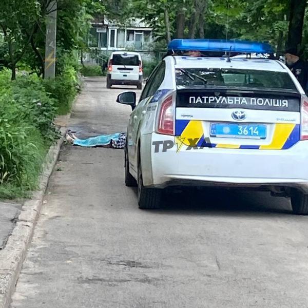 В Харькове женщина разбилась насмерть (дополнено)