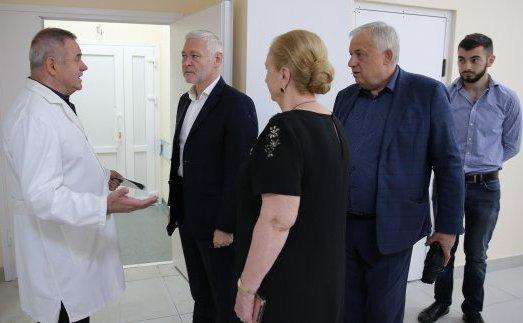«Как в хорошей европейской клинике». Терехов высказал требования к городской больнице