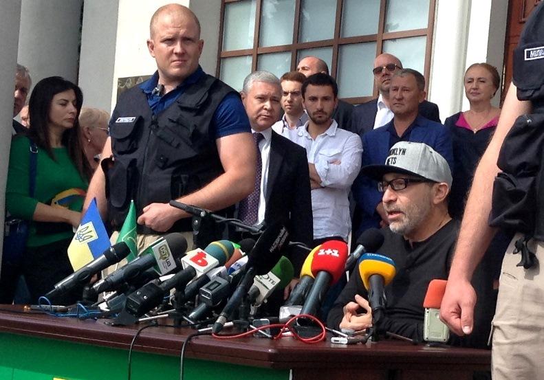 Харьков в XXI веке. 17 июня - вернулся мэр Геннадий Кернес