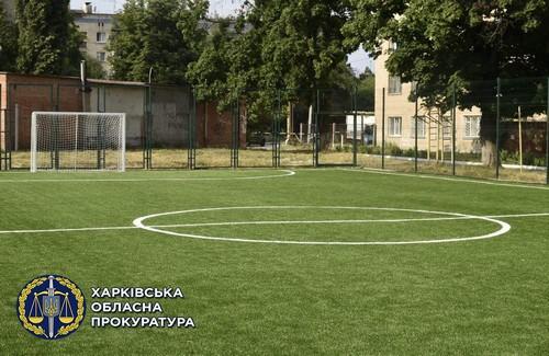 Предприниматель из Харьковской области обогатился на любителях спорта
