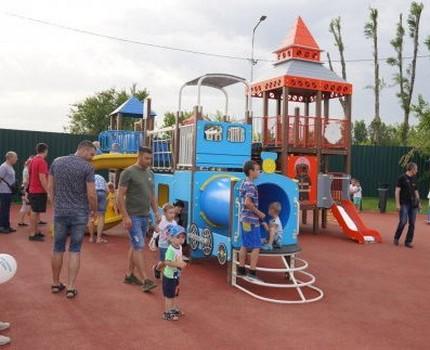 В Харькове создали новую локацию для отдыха