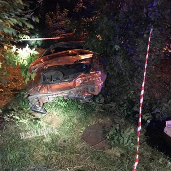 «Стой, Денис!». В сети появилось видео момента аварии в Харькове