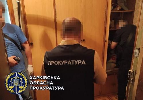 На Харьковщине правоохранители организовали бизнес на зависимых людях (фото)