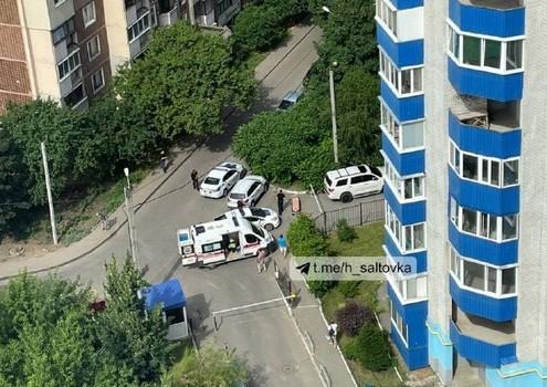 В Харькове стреляли: есть пострадавший
