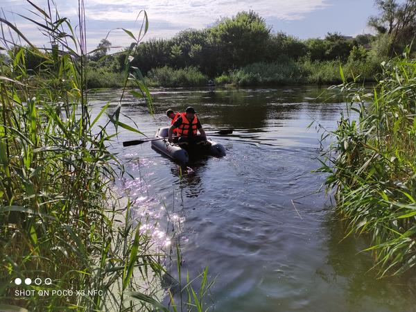 Еще одна трагедия на воде: погиб житель Харьковской области (фото)