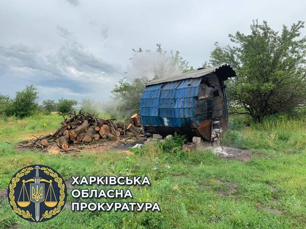 На Харьковщине работа предприятия спровоцировала экологическую катастрофу (фото)