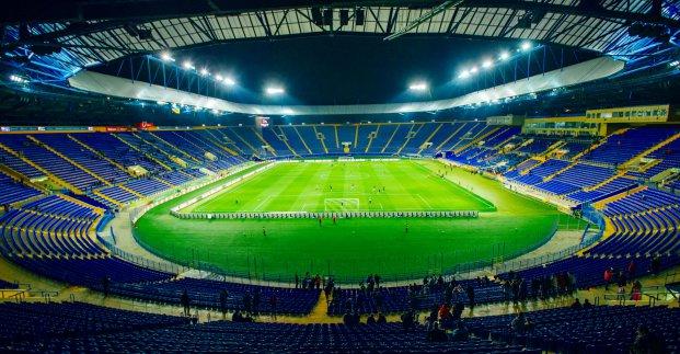 В Харькове хотят провести Суперкубок УЕФА