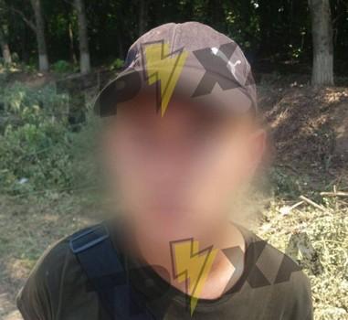 На Харьковщине задержали парня, который изнасиловал старушку (фото)