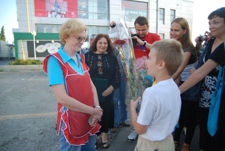 Харьков в XXI веке. 22 июля - в городе выявили самого вежливого кондуктора
