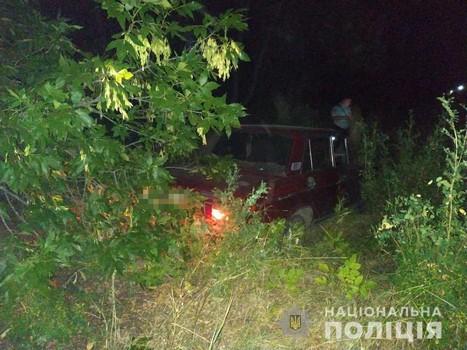 ДТП на Харьковщине: двое подростков в тяжелом состоянии (фото)