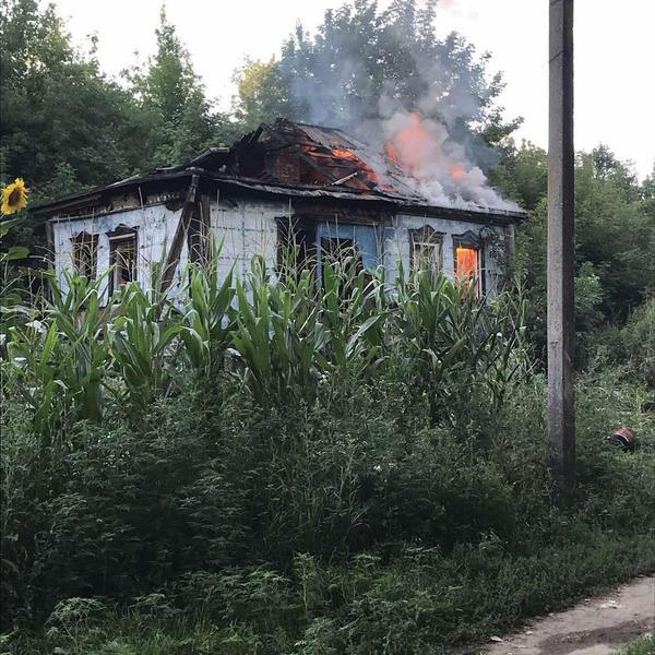 ЧП под Харьковом: двоих человек с серьезными травмами госпитализировали в больницу