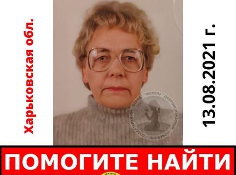 На Харьковщине ищут пропавшую старушку со стулом