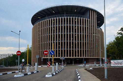 Открытие паркинга и новый глава Харьковского облсовета. Итоги недели