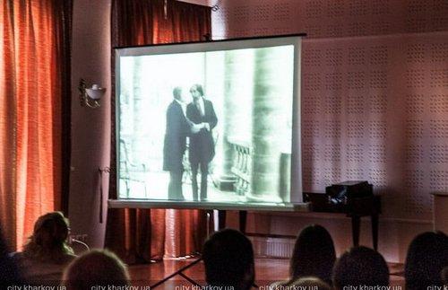 Харьков в XXI веке. 17 сентября - состоялась демонстрация уникального кинофильма
