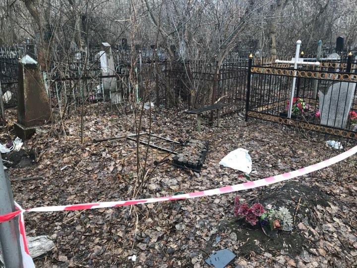 Харьков в XXI веке. 21 сентября - на кладбище совершили ритуальное убийство