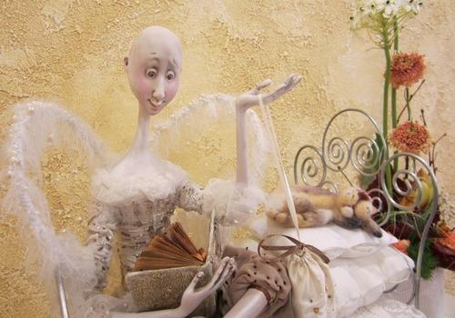 Харьков в XXI веке. 23 сентября - открылась первая галерея авторской куклы