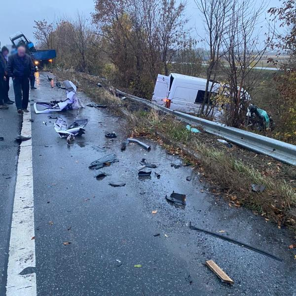 ДТП с тремя погибшими на Харьковщине: водителя арестовали
