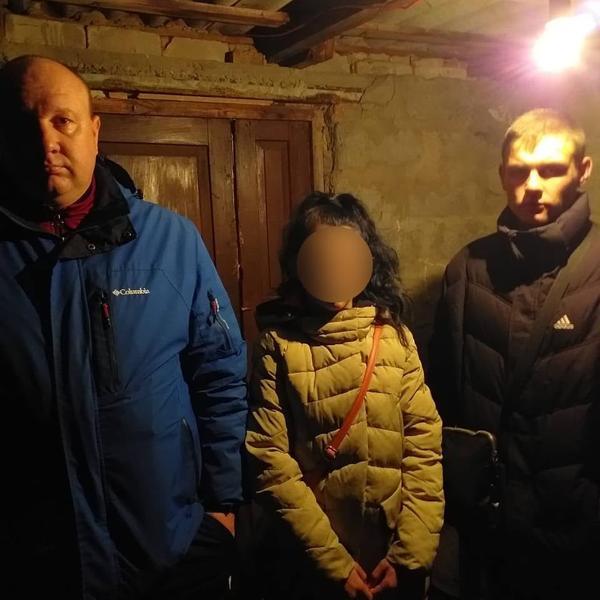 На Харьковщине мать заметила пропажу дочери спустя трое суток