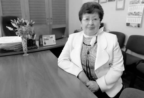 Умерла директор библиотеки имени Короленко