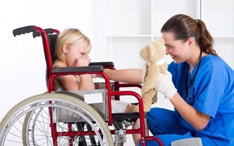 Харьков в XXI веке. 25 октября – открылось отделение реабилитации для детей-инвалидов