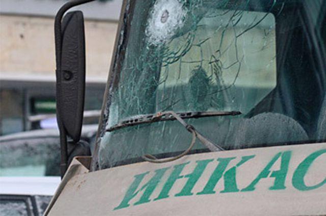 Харьков в XXI веке. 26 октября – расстреляли машину инкассаторов