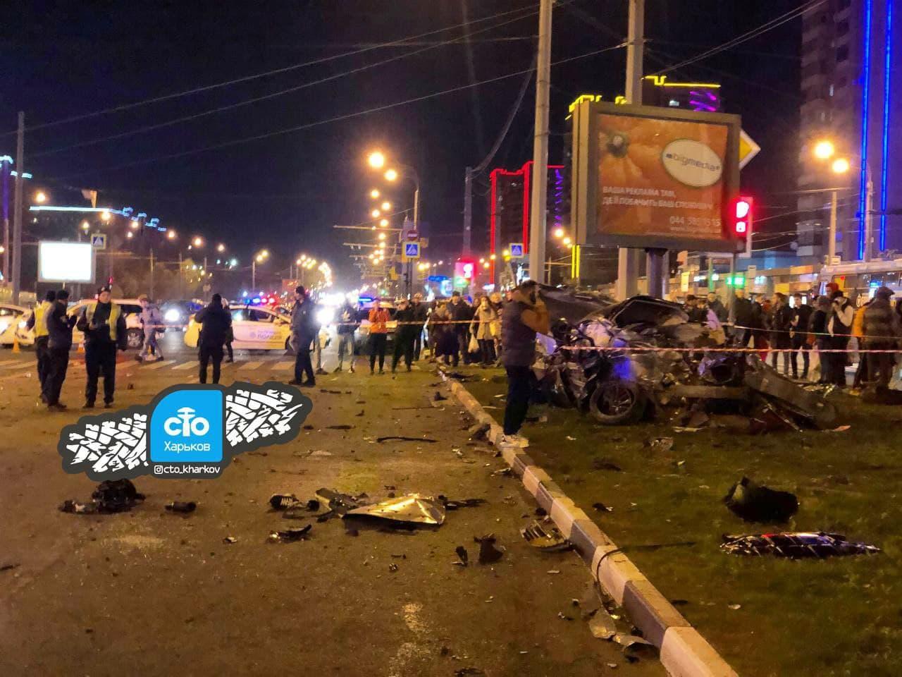Смертельная авария в Харькове: что известно о погибшем (фото, видео)