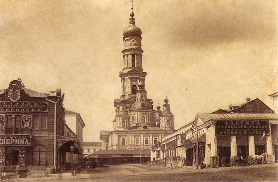 2 августа в истории Харькова: заложено уникальное здание