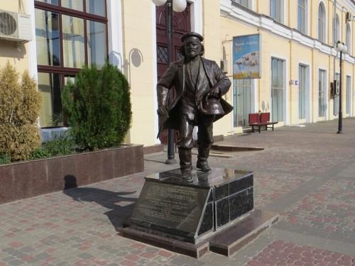 3 августа в истории Харькова: открыли необычный памятник