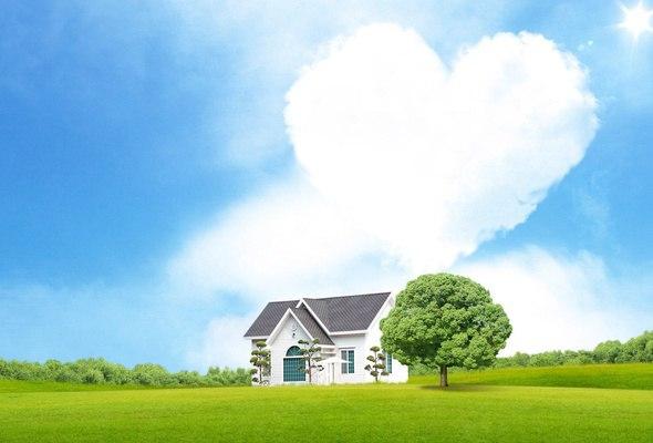 Дом моего сердца